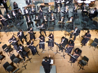 Wind Ensemble, Concert & Symphonic Bands